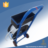 JSB-04 convenient metal packing tool for pp wrapping plastic strapping tape