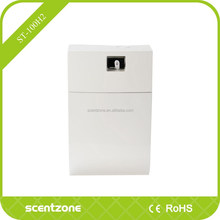 Wall mounted essential oil humidifier for small space