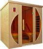 2014 new arrival 2 person linfraspa sauna