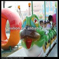 2013 hot sale amusement kids game machine roller coaster for sale
