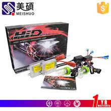 Meishuo 12v 35w ac dc moto hid xenon slim kit h4 h7 h11
