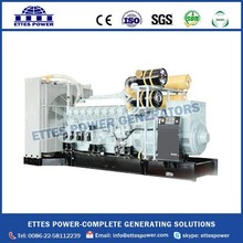 2000kw Mitsubishi Diesel Engine Generator Set