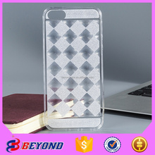 china supplier mobile phone leather case ,for iphone 5S TPU flip leather cover case