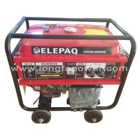 2500W EC3800CXS ELEPAQ Type Portable Gasoline Generator For Sale