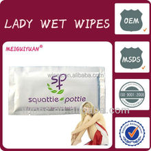 NEW Moisturize&nursing Facial Cleaning Wipes Beautiful Design Facial Cleaning Wet Wipes For All Type Skin