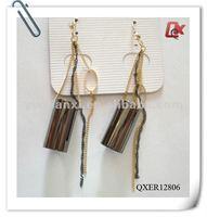 Latest design odd earrings(QXER12806)