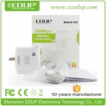 EDUP EP-2913 802.11 b/g 300mbps Wireless N 2.4 Ghz Wifi Repeater