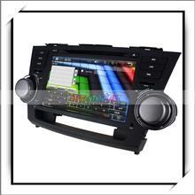 8 pulgadas de pantalla táctil digital tablero de instrumentos de colocación doble del coche del dinar reproductor de dvd