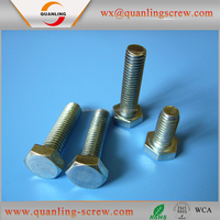 Wholesale products thin head hex stud bolt standard size