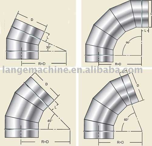 Heating Duct Elbows : Duct elbow dimensions pictures to pin on pinterest daddy
