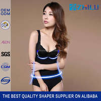 Made in china High reflective anti-bacterial body suits shapewear