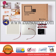 New product OLED light OLED light panel OLED lamp -DIY KIT double type Hot light LG Chem