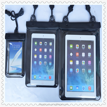 Waterproof case pouch For ipad air 9.7 inch for apple ipad 234 10 inch cover for the tablet 10 meters underwater diving bag