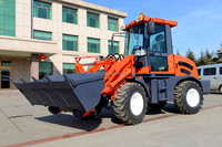 zl912 mini wheel loader made in china