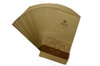 China Manufacture food grade kraft paper plastic packaging bags