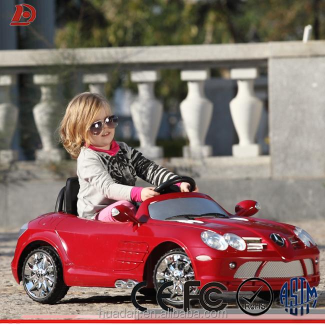 12 volt mercedes benz licensed children ride on car buy for Mercedes benz kids 12 volt electric car