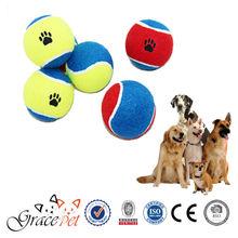 [Grace Pet] bulk Dog ball toy Squeaker dog Tennis Balls
