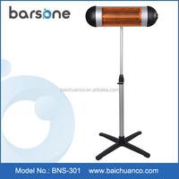 2014 New 2500W Portable Freestanding Electric Infrared Quartz Heater