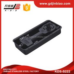 high quality adjustable door floor hinge spring door closer (KDS-S222)