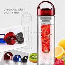 2015 hot OEM/ODM private label 22. 500ml plastic my bottle,tritan sport water bottle plastic new,fruit infusion bottle water bot