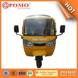 Stable Quality Heavy Load Cargo 250CC Three Wheel Covered Motorcycle