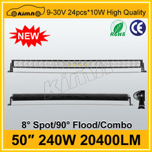 High Quality 10-30V DC Car Accessories Wholesale LED Light Bar, Cheap LED Light Bar