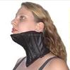 New Fetish Fantacy Leather Sex Collars for women, Bondage Collar , black Sex Toys Collar