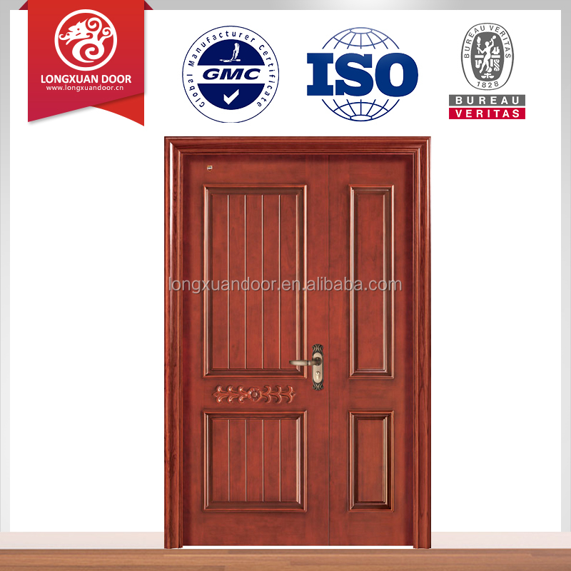 Main Entry Wood Door 24 Inches Exterior Door Doors Wooden Pvc Doors And Windo