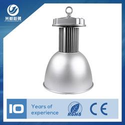 30w 50w 70w 80w 100w industrial led high bay light with meanwell driver, epistar & bridgelux chip