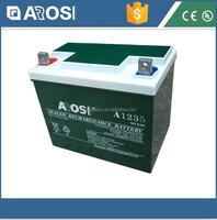 12v 36ah deep cycle battery(agm) lead acid battery 12v 36ah battery