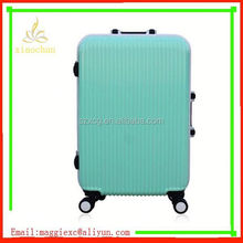 A480 Most fashionable and salable abs/pc print luggage