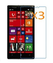 Premium 9H 0.26mm Ultra Slim 2.5D Curved Edge High Clear Anti-Glare Tempered Glass Screen Protector for Nokia Lumia 930