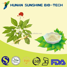 natural and health product & low price Panax ginseng root extract