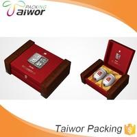 Alibaba China Custom Paper Box Custom Wine Box Wine Set Box