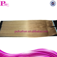 high quality 30 inch remy tape hair extensions,wholesale price virgin 5a brazilian remy hair