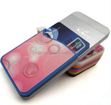 Hot Selling Change And Earphone Phone Sticky Pocket