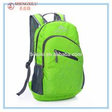 venta al por mayor con los estudiantes y colorido de nylon mochila