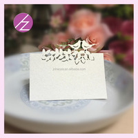 Compare Sponsored Listing Contact Supplier Chat Now!Invitation Cards For Wedding,Table Name Cards For Weddings with birds ZK-56