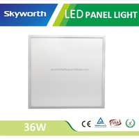 Perfectly Decorative Office/Home Use CE RoHS certified surface mounted 600x600 alluminum composite panel led panel light
