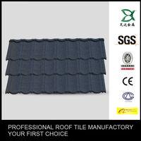 3D design decorative material steel roof shingles