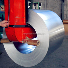 Tianjin manufacture galvanized steel coil for zinc roof sheet