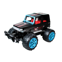 24cm black mystery remote control toy car