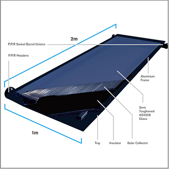Heat Pipe Swimming Pool Solar Heating Panels For Sale Buy Swimming Pool Solar Heating Panels