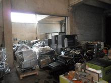 Heidelberg, Adast, Roland Printing Machinery