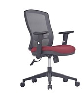 Heavy Duty Nylon Base Comfortable Popular Conference Chair