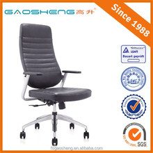 GS-G1797A classic executive office leather chair,office chair leg rest