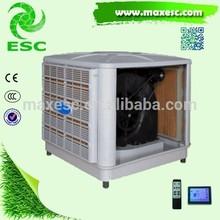 Sistema de Enfriamiento Evaporizador Cetrífugo Emisión Lenta