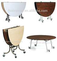 2015 new arrivals factory price folding table XYM-T07