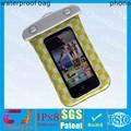 alta qualidade de telefone celular pequeno saco impermeável