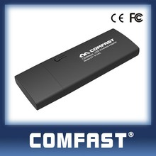 Hot Sale 2015 COMFAST CF-912AC 802.11AC 1200M laptop Zigbee USB Wireless/WiFi Dongle 2.4Ghz/5.8Ghz